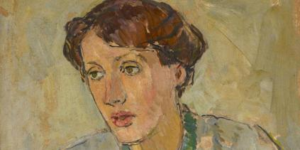 Virginia Woolf by Vanessa Bell Image Credits: Estate of Vanessa Bell Henrietta Garnett