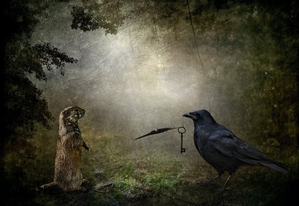 Key of Magic by Hartwig HKD via Flickr