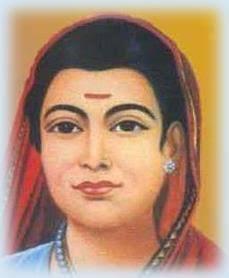 Happy birthday, Savitrimai!